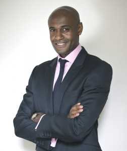 Edson Williams of Lead by Example, Performance coach, London