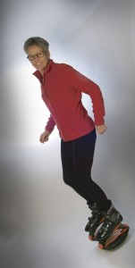 kangoo jumps a good cure for depression