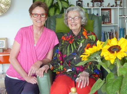 Phyllis Krystal says yes to Earth School mentoring